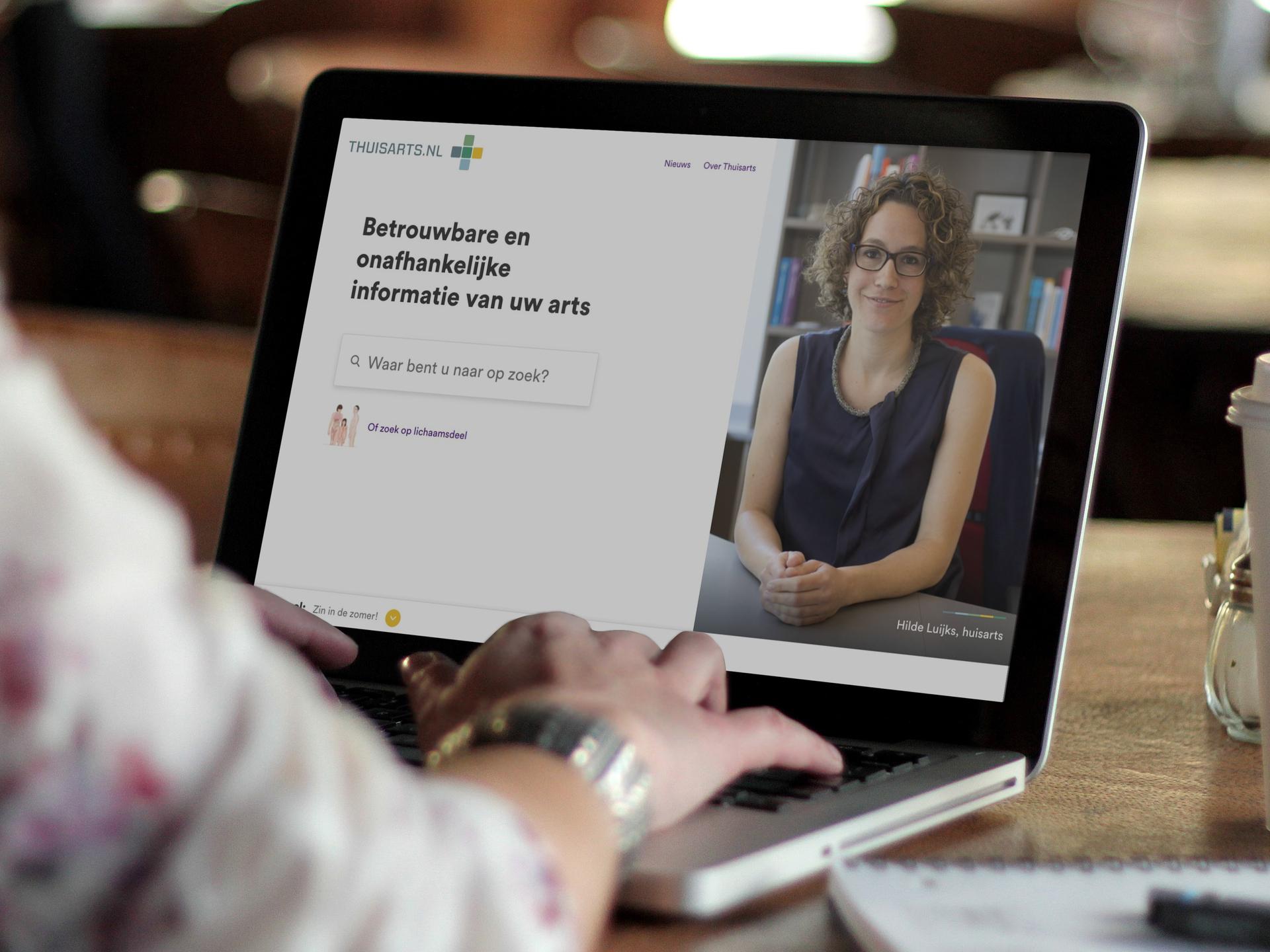 Thuisarts.nl Drupal website